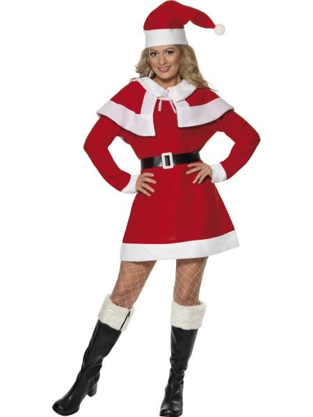 e45fc4cd7 Dámský kostým Miss Santa. Úvod > Karnevalové kostýmy > Vánoční ...